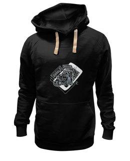 "Толстовка Wearcraft Premium унисекс ""Fashion style"" - арт, style, art, стиль, дизайн, в подарок, мода, оригинально, nice, fashion"