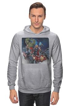 "Толстовка ""Марвел"" - comics, marvel, superheroes"