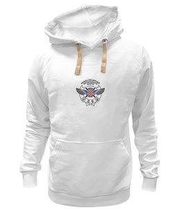 """Толстовка Wearcraft Premium унисекс """"Общество друзей Воздушного флота"""" - авиация, купить футболку патриотическую, купить футболку в москве, одвф, общество друзей воздушного флота"""