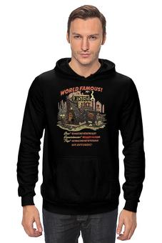 "Толстовка Wearcraft Premium унисекс ""Гравити Фолз. Хижина Чудес"" - мульт, gravity falls, гравити фолз, mystery shack, хижина чудес"