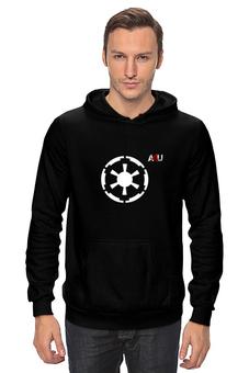 """Толстовка Wearcraft Premium унисекс """"A4U Dark Side"""" - толстовка, страйкбол, a4u, тёмная сторона"""