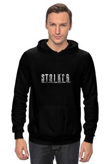 "Толстовка ""S.T.A.L.K.E.R."" - игры, сталкер, stalker, про игры, денис гесс"