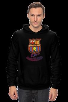 """Толстовка Wearcraft Premium унисекс """"Cesare-FC Batcelona 15"""" - barcelona, тослтовка"""