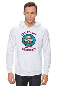 """Толстовка Wearcraft Premium унисекс """"Los Pollos Hermanos"""" - во все тяжкие, breaking bad, братья цыплята, pollos hermanos"""