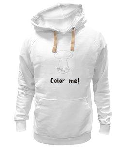 "Толстовка Wearcraft Premium унисекс ""Color me"" - раскраску"