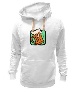 """Толстовка Wearcraft Premium унисекс """"алкоголь"""" - алкоголь, пиво, бар"""