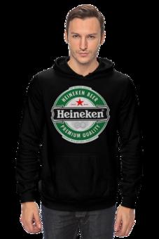 """Толстовка """"Heineken"""" - пиво, beer, heineken, dutch"""