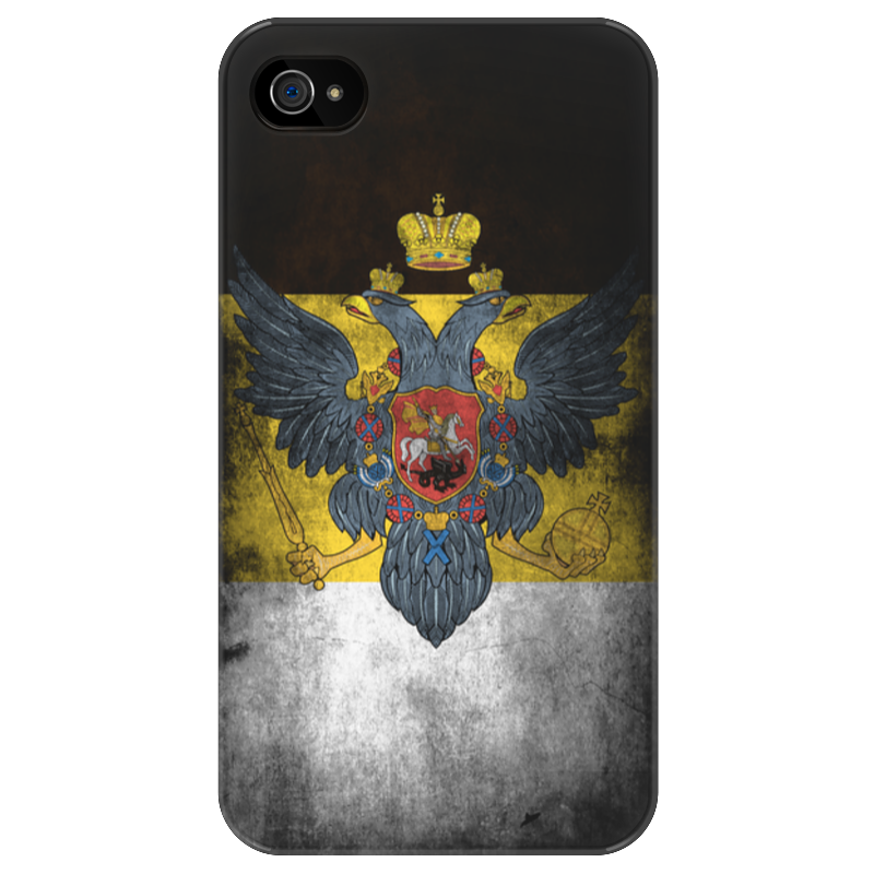 Чехол для iPhone 4/4S Printio Винтажный чехол для iphone 4/4s российская империя sahar cases чехол happines iphone 4 4s
