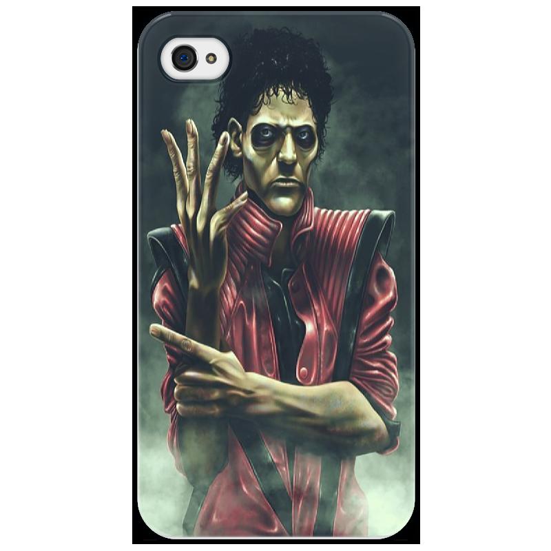 Чехол для iPhone 4/4S Printio Art man