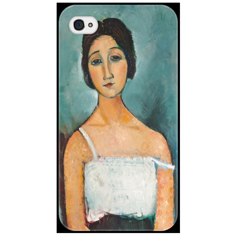 Чехол для iPhone 4/4S Printio Кристина кристина ульсон стеклянный дом