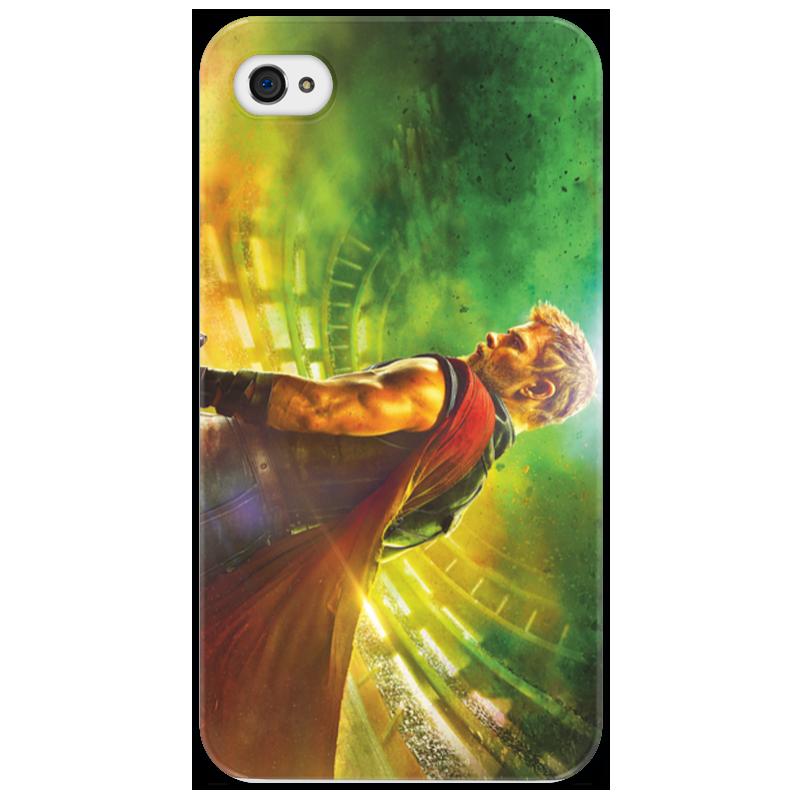 Чехол для iPhone 4/4S Printio Тор рагнарёк кастрюля эм 4 0л тор бант 1238578
