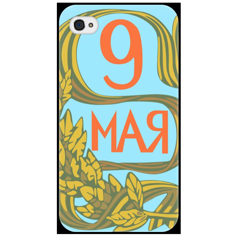 Чехол для iPhone 4/4S Printio День победы айфон 4s 8 гб дешево в москве белый