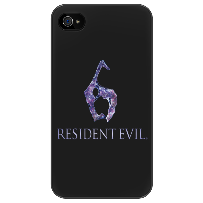 Чехол для iPhone 4/4S Printio Resident evil 6 resident evil 5 русский язык sony playstation 4 ролевая боевик