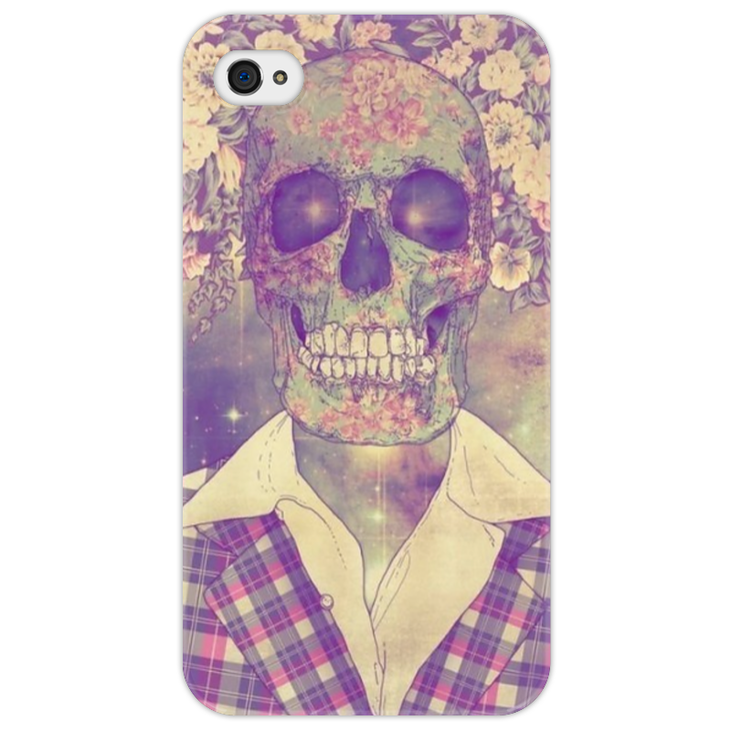 Чехол для iPhone 4/4S Printio Skillet чехол