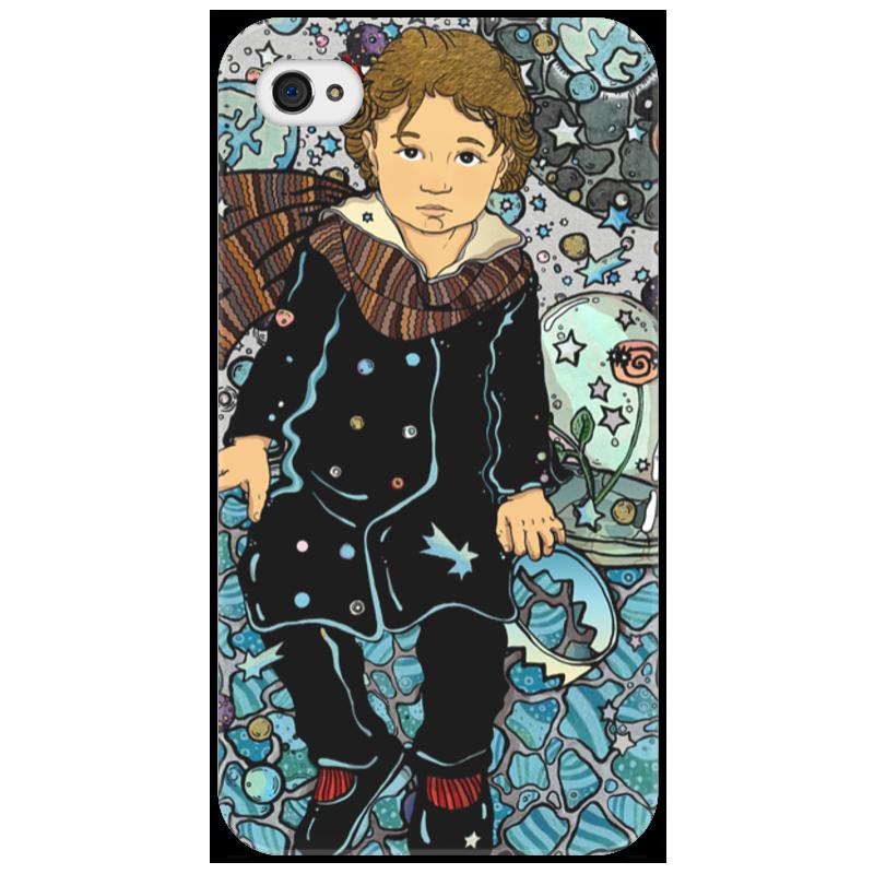 Чехол для iPhone 4/4S Printio Маленький принц чехол для карточек маленький принц принц на синем фоне дк2017 084