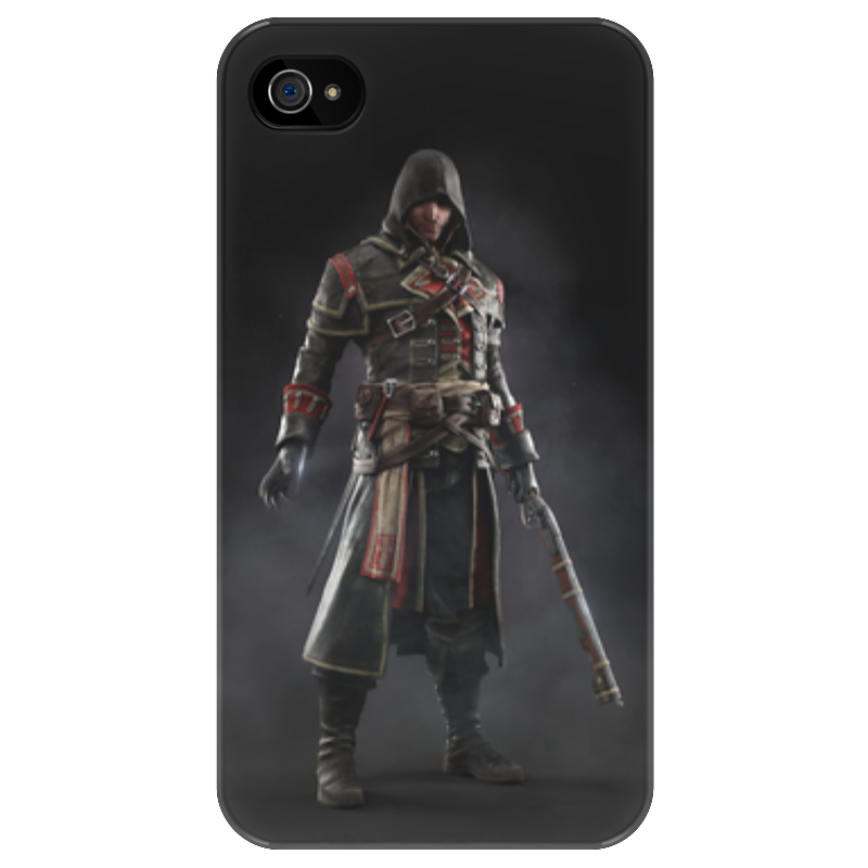 Чехол для iPhone 4/4S Printio Assassins creed (rogue)