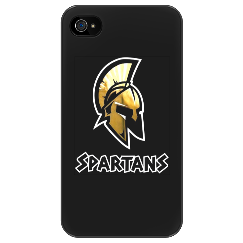 Чехол для iPhone 4/4S Printio Moscowspartans чехол для iphone 4 бамбук