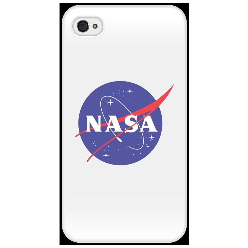 Чехол для iPhone 4/4S Printio Nasa | наса