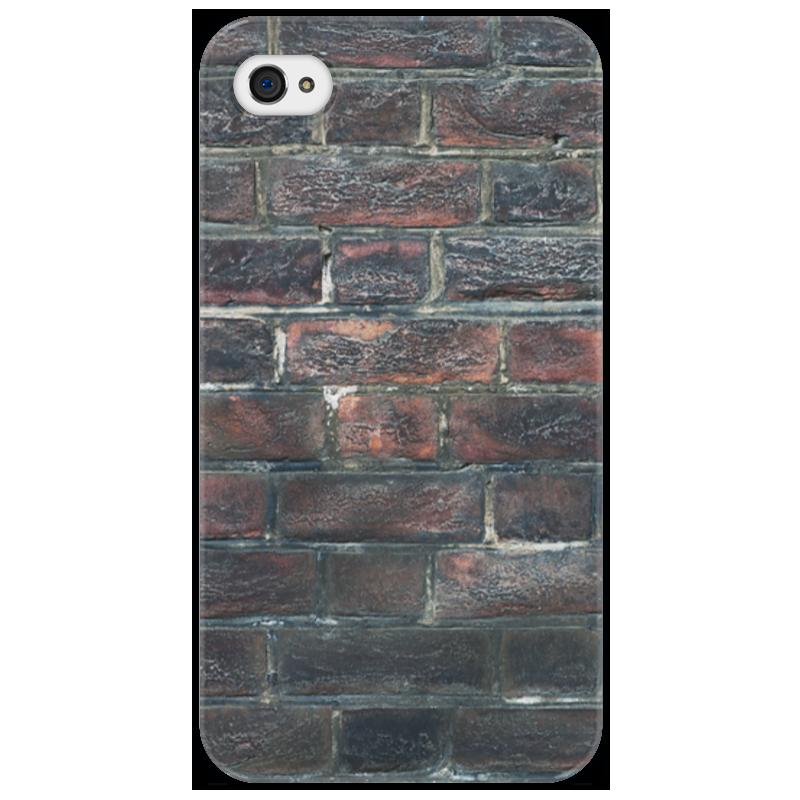 Чехол для iPhone 4/4S Printio Bricks чехол для iphone 4 4s printio bricks