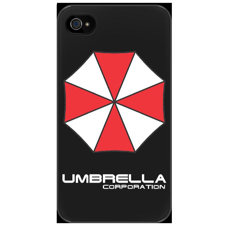 Чехол для iPhone 4/4S Printio umbrella corporation iphone 4 18 900