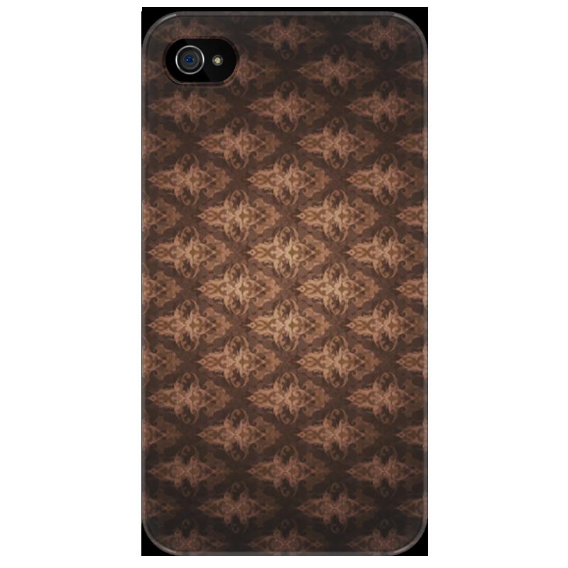 Чехол для iPhone 4/4S Printio Abstract чехол