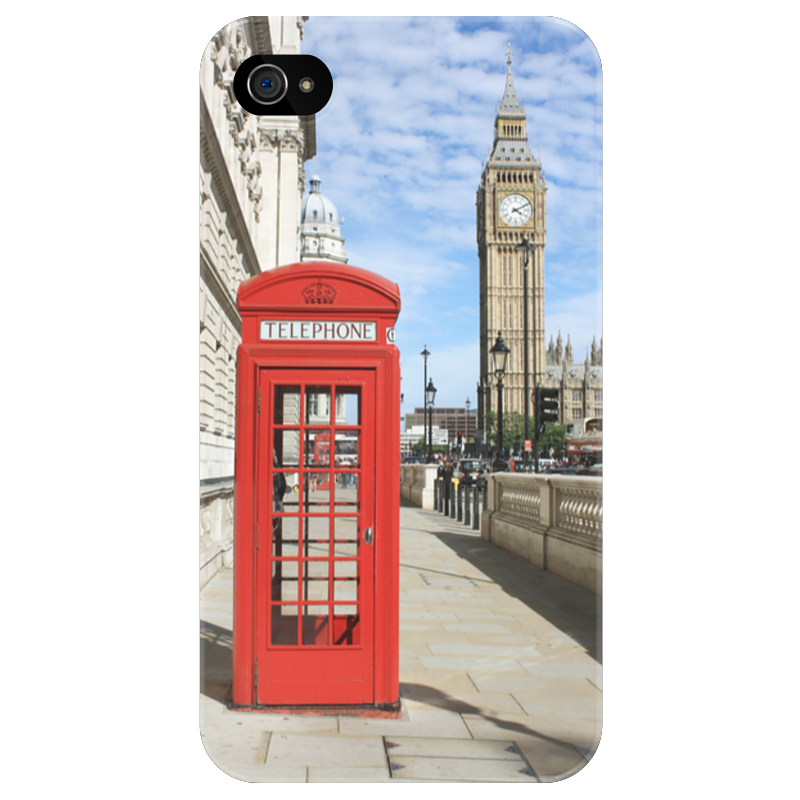 Чехол для iPhone 4/4S Printio London moyou london плитка для стемпинга tourist collection 08