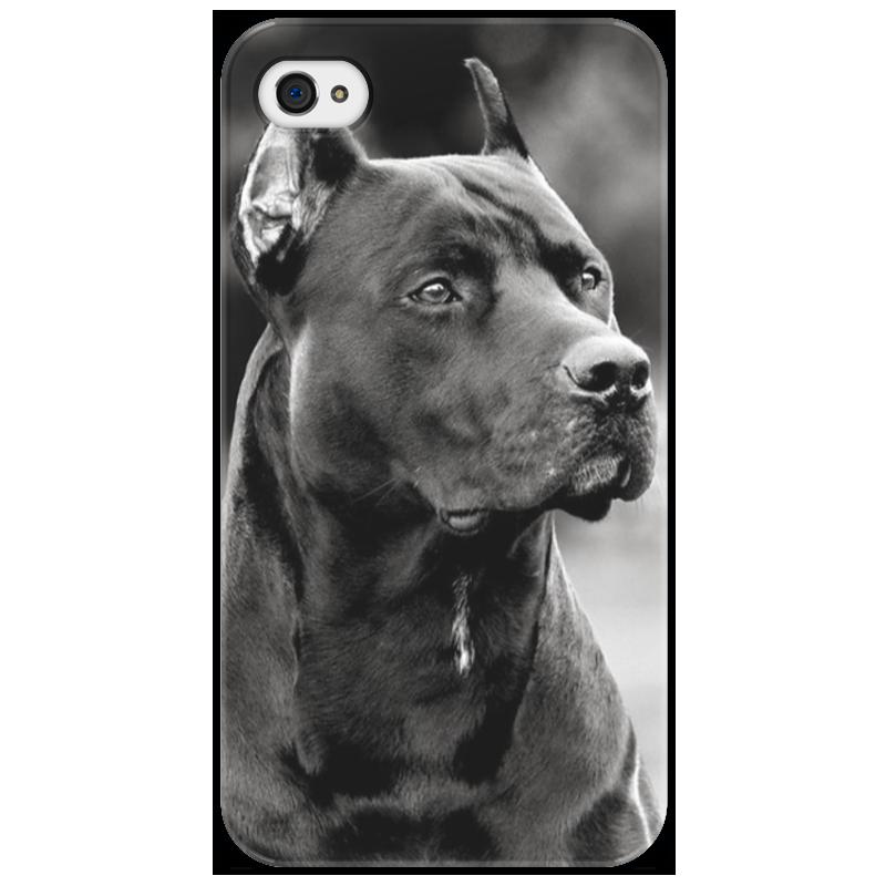 Чехол для iPhone 4/4S Printio Pit bull lacywear куртка vok 4 pit