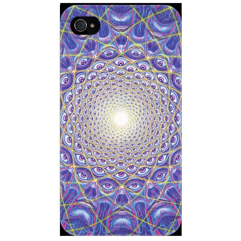 Чехол для iPhone 4/4S Printio Collective vision iphone 4 18 900