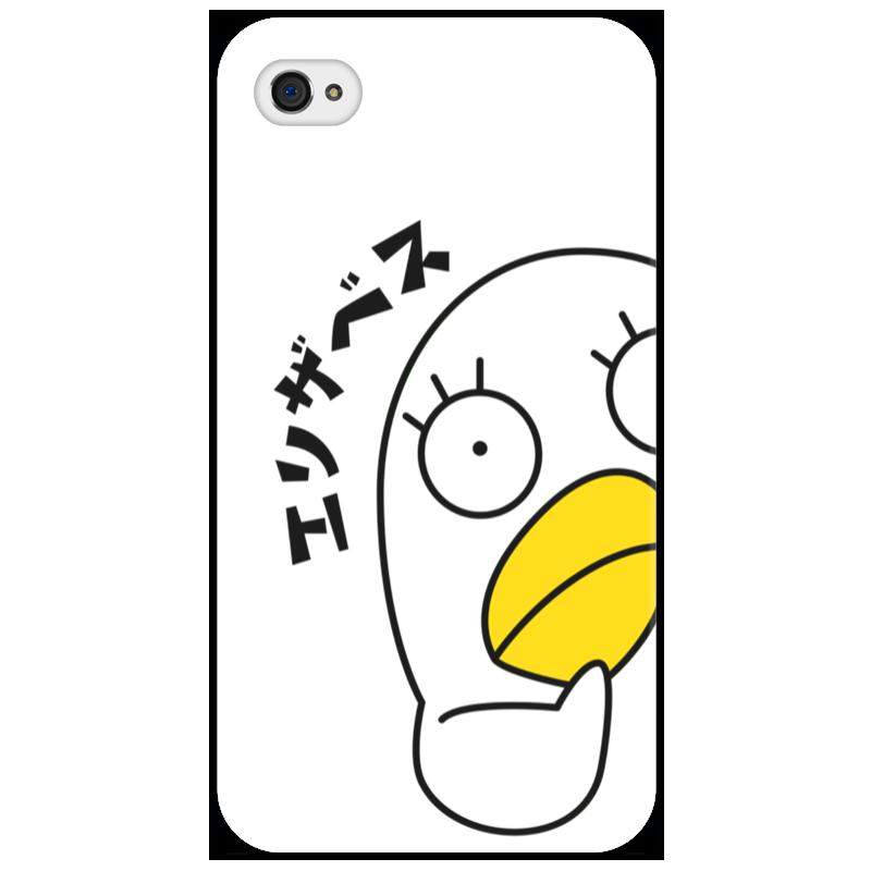 Чехол для iPhone 4/4S Printio Гинтама. элизабет наталья попова драгоценности фрау элизабет