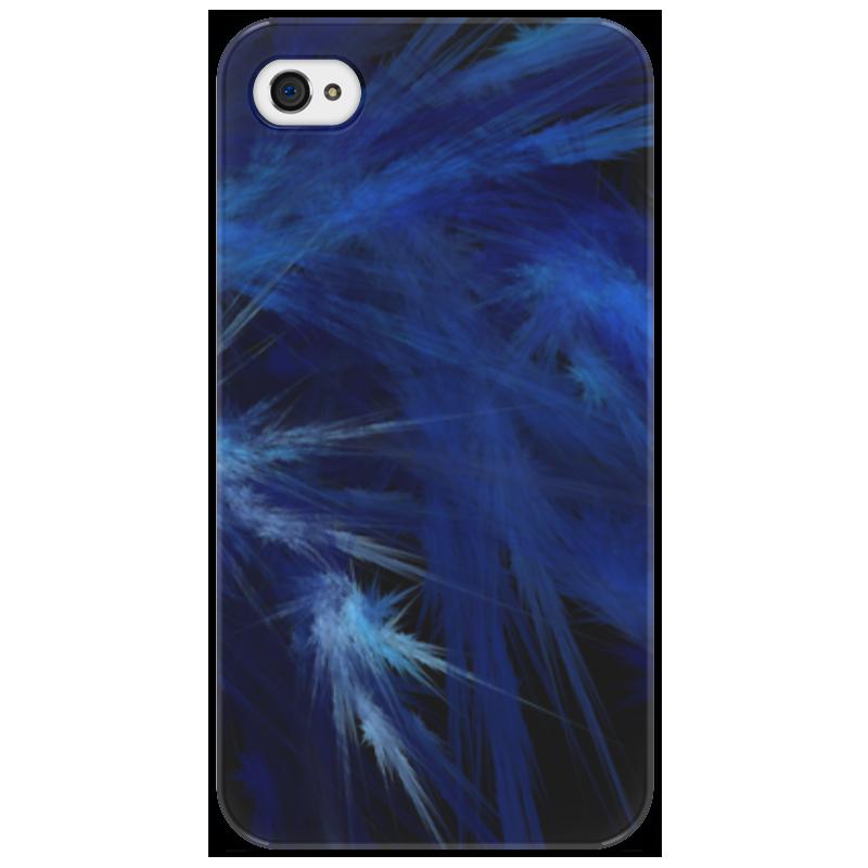 Чехол для iPhone 4/4S Printio Абстрактный дизайн айфон 4s 8 гб дешево в москве белый