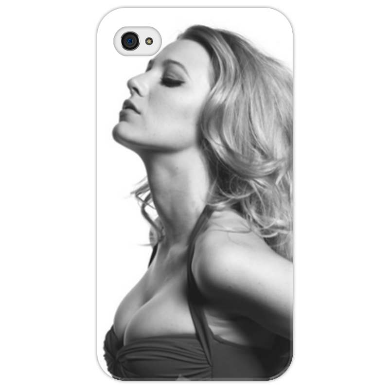 Чехол для iPhone 4/4S Printio Blake lively howard blake howard blake the snowman 2 lp