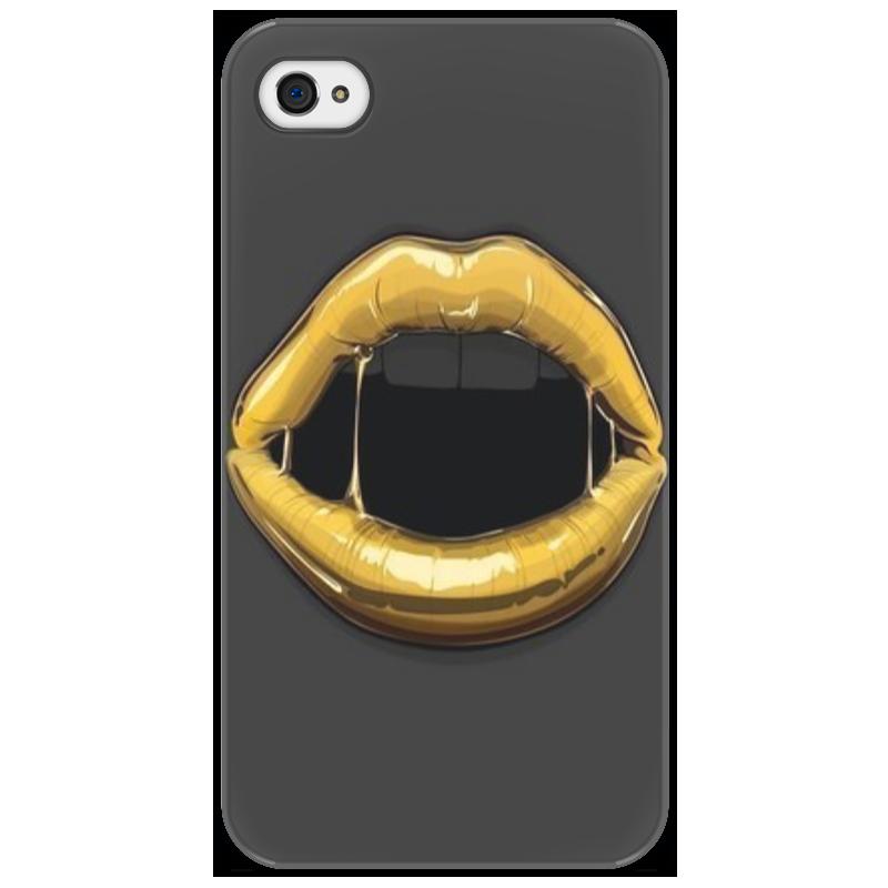 Чехол для iPhone 4/4S Printio Art девушка чехол для iphone 4 4s printio чехол dokidoki precure