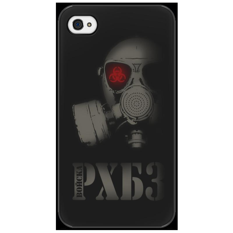 Чехол для iPhone 4/4S Printio Войска рхбз iphone 4 18 900