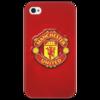 """Чехол для iPhone 4/4S """"Манчестер Юнайтед"""" - популярные"""
