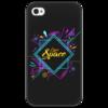 "Чехол для iPhone 4/4S ""Love Space"" - звезды, космос, вселенная"