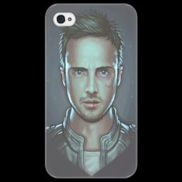 "Чехол для iPhone 4/4S ""Джесси Пинкман"" - во все тяжкие, breaking bad, джесси пинкман, джесси, пинкман"