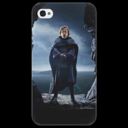 """Чехол для iPhone 4/4S """"Звездные войны - Люк Скайуокер"""" - фантастика, звездные войны, дарт вейдер, кино, star wars"""