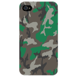 "Чехол для iPhone 4/4S ""Камуфляж"" - арт, камуфляж, camo, army, camouflage"