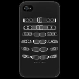 "Чехол для iPhone 4/4S ""BMW 3 Series Evolution"" - bmw, бмв, m3, м3, 3 серия"