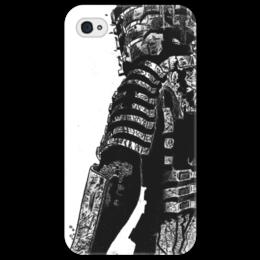 """Чехол для iPhone 4/4S """"Dead Space"""" - арт, из игр, игровые, по играм, чехол dead space"""