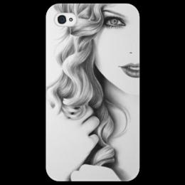 "Чехол для iPhone 4/4S ""Тейлор Свифт"" - музыка, рисунок, графика, певица, taylor swift, свифт, country"