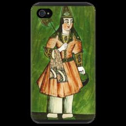 """Чехол для iPhone 4/4S """"Дервиш (Рисунок Эривани)"""" - картина, эривани"""