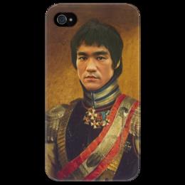 "Чехол для iPhone 4/4S ""Bruce Lee"" - арт, bruce lee, martial arts, кунг-фу"