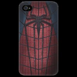 "Чехол для iPhone 4/4S ""Spider-man 2"" - comics, marvel, spiderman, superhero, человек-паук"