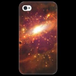 "Чехол для iPhone 4/4S ""Space"" - space, космос, вселенная, galaxy, thespaceway"