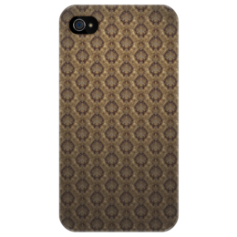 "Чехол для iPhone 4/4S ""Abstract 3"" - текстура"