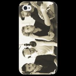 """Чехол для iPhone 4/4S """"Coldplay"""" - музыка, indie, coldplay, chris martin, крис мартин, инди-рок"""