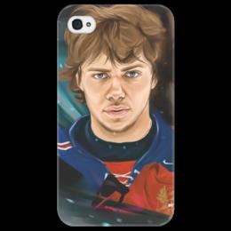 "Чехол для iPhone 4/4S ""Артемий Панарин"" - хоккей, нхл, сборная россии по хоккею, артемий панарин"