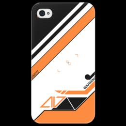 "Чехол для iPhone 4/4S ""Asimov"" - counter strike, steam, cs go, asimov"
