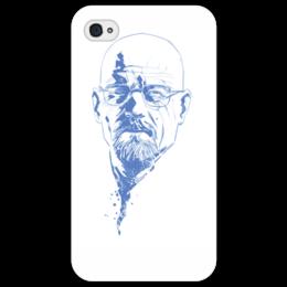 "Чехол для iPhone 4/4S ""Хайзенберг"" - во все тяжкие, breaking bad, heisenberg, хайзенберг"